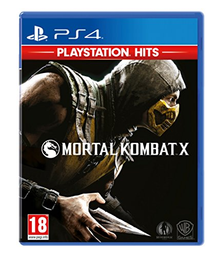 Mortal Kombat X PS4 [