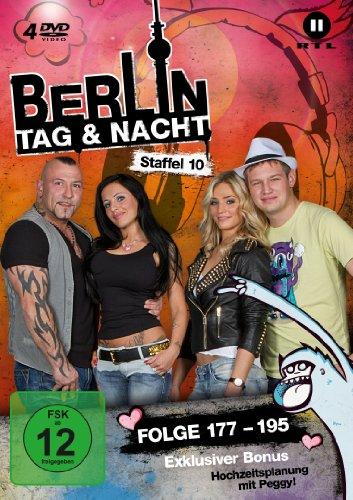 Berlin - Tag & Nacht, Vol. 10: Folgen 177-195 (4 DVDs)