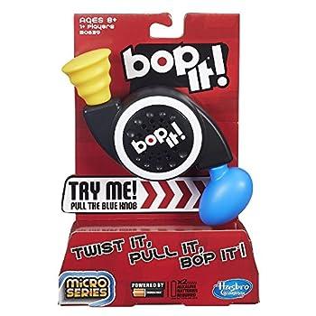 Hasbro Gaming Bop It! Micro Series Game