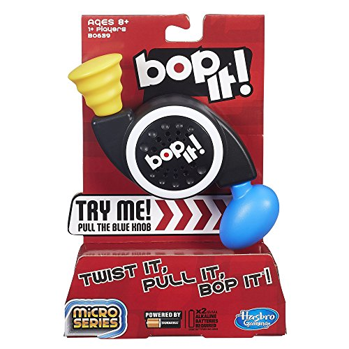 Hasbro Bop It! Micro Series Spiel