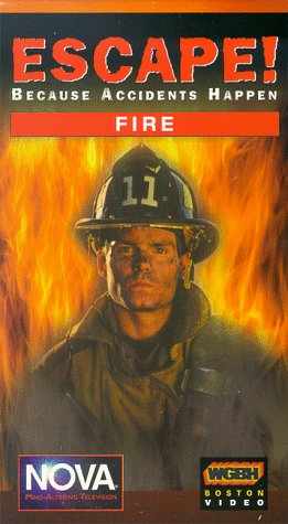 Escape! Because Accidents Happen: Fire [VHS]
