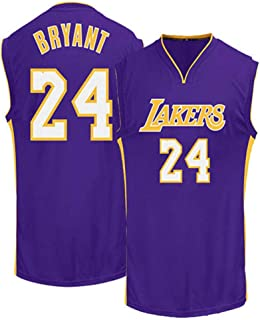 d4dd5a178e41f Kobe Bryant # 8, Lakers Kobe Bryant # 24 Jersey - T-Shirt Classique