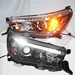 Generic for 2015-2016 year TOYOTA HILUX VIGO Hilux Revo Headlights Head Lamps LD