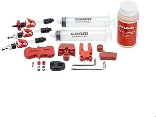 Sram Entlüftungskit für hydraulische Scheibenbremsen mit DOT 5.1 Bremsflüssigkeit Bremsen/bremsanlagen, schwarz, One Size