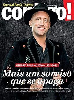 Revista Contigo! - Edição Especial - Memória Paulo Gustavo (Especial Contigo!) por [Grupo Perfil]