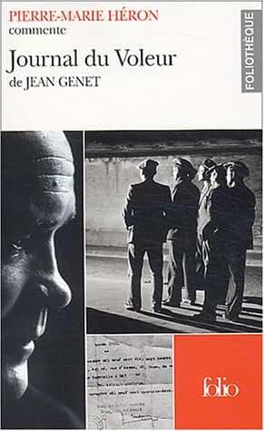 Journal du voleur de Jean Genet