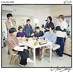 Hey! Say! JUMP「Secret Magic」のCDジャケット