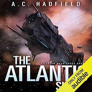 The Atlantis Ship audiobook cover art