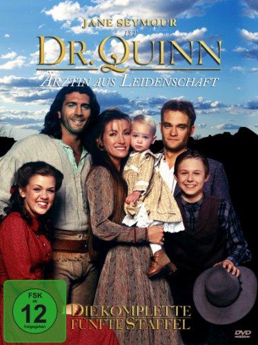 Dr. Quinn - Ärztin aus Leidenschaft: Die komplette fünfte Staffel: Die komplette fünfte Staffel