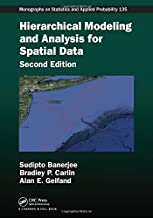 Hierarchical Modeling and Analysis for Spatial Data (Chapman & Hall/CRC Monographs on Statistics and Applied Probability)