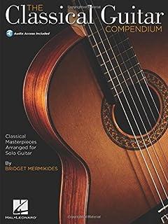 The Classical Guitar Compendium - Tablature Edition (Book/Online Audio)