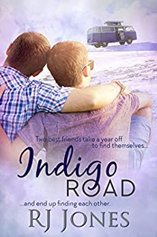 Indigo Road by [RJ Jones]