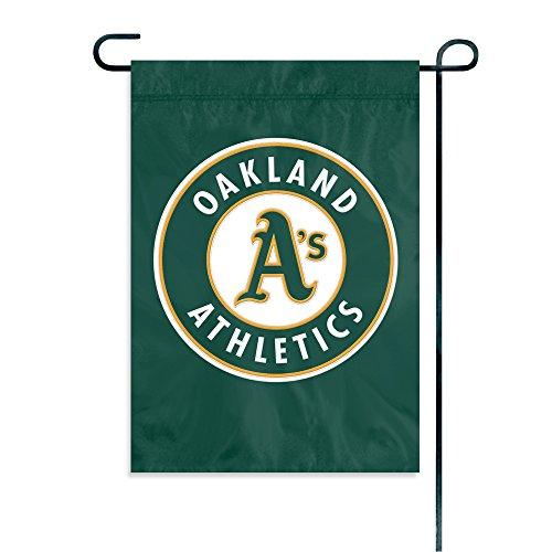 Party Animal MLB Oakland Athletics Garden Flag