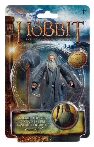 The Hobbit : The Desolation of Smaug – Gandalf le Gris – Figurine 9 cm (Import Royaume-Uni)