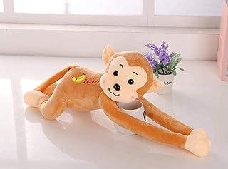 N-R Lovely Prone Monkey Plush Toy About 40Cm Long Arms Monkey Soft Doll