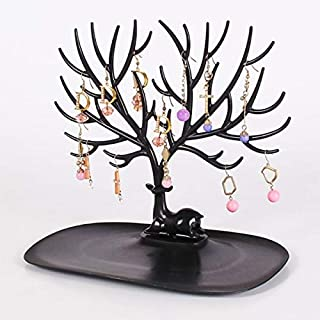 Creative Tree Earring Bracelet Necklace Bracelet Jewelry Storage box rack