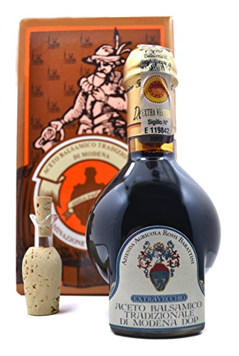 """Rossi Barattini Extravecchio """"Reserve"""" 25 Year Traditional Balsamic Vinegar of Modena. Received Top Scores from the Consortium"""
