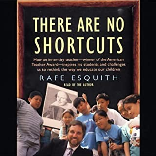 There Are No Shortcuts audiobook cover art