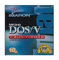 3.5インチ2HDフロッピーディスク10枚パック IMATION MF2HD D18-10PA