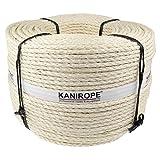 Kanirope® Sisalseil AGAVE ø8mm 220m...