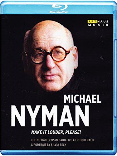 Michael Nyman Band - Michael Nyman, Make It Louder Pleas