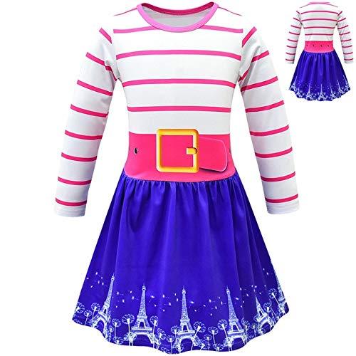 BCOGGG- Disfraz de nancy para nias, disfraz de nancy para boda, fiesta de cumpleaos, princesa, vestido XL como se indica