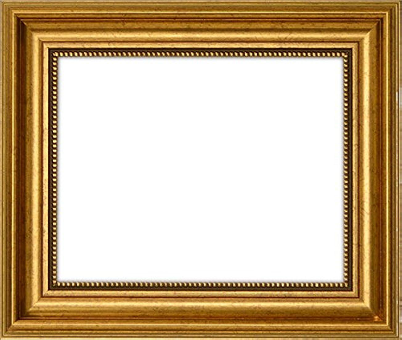 見つける韓国語お誕生日【アウトレット】 デッサン額縁 8111/ゴールド 太子サイズ(379×288mm)ガラス【8111/ゴールド/太子/ガ】