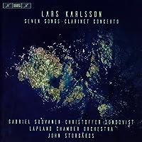 Karlsson: Seven Songs/Clarinet