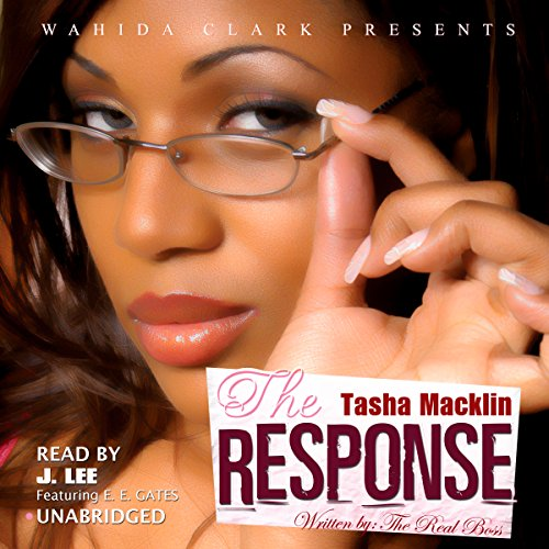 The Response (Wahida Clark Presents) audiobook cover art