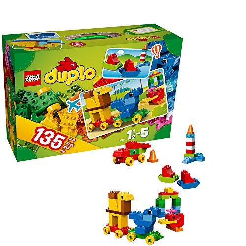 LEGO Duplo Creative 10565 Valigetta con 135 Pz