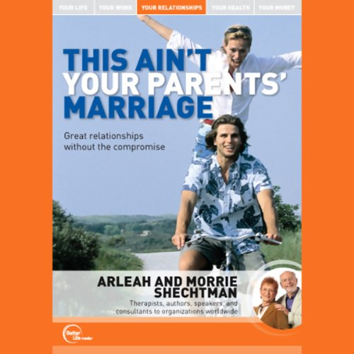 This Ain't Your Parents' Marriage (Live) audiobook cover art