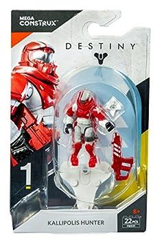 Mega Construx Destiny Kallipolis Hunter Figure