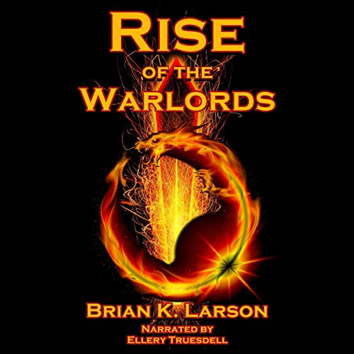 Rise of the Warlords audiobook cover art