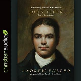 Andrew Fuller audiobook cover art