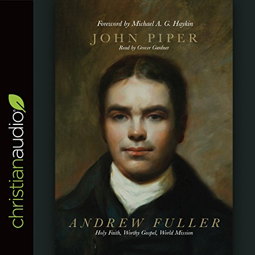 Andrew Fuller audiobook cover art