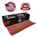 Pink Butcher BBQ Paper Dispenser Box (17.25 Inch by 175 Feet Roll) - Food Grade Peach Wrapping Paper...