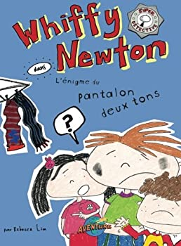 Whiffy Newton in The Riddle of the Two-Tone Trousers 2895435375 Book Cover