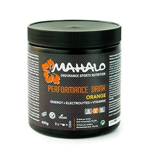 MAHALO PERFORMANCE DRINK 450 g. Bebida deportiva Isotónica avanzada c