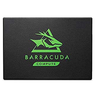 Seagate Barracuda 120 SSD 250GB Internal Solid State Drive – 2.5 Inch SATA 6GB/S for Computer Desktop PC Laptop (ZA250CM1A003) (B07ZPRD5VM)   Amazon price tracker / tracking, Amazon price history charts, Amazon price watches, Amazon price drop alerts