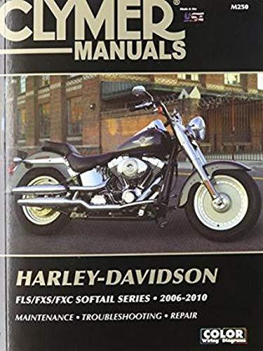 Harley-Davidson FLS/FXS/FXC Sofftail Series 2006-2010 (Clymer Powersport)