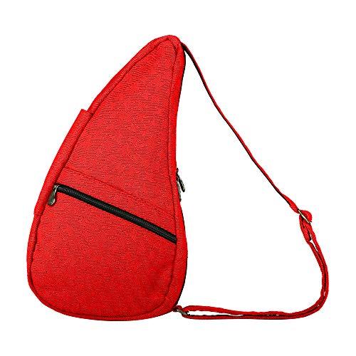 Healthy Back Bag Chenille S Small Handbag (Red)