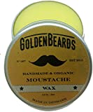Golden Beards Cire de Moustache Wax 18 ml