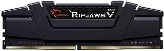 G.Skill Ripjaws V Series 16GB 288-Pin DDR4 SDRAM DDR4 3200 (PC4 25600) Intel Z170 Desktop Memory Model F4-3200C16S-16GVK
