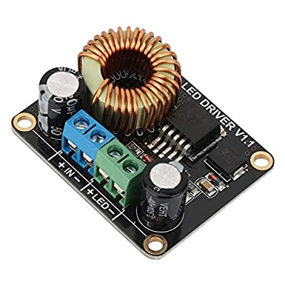 3D Printer LED Driver Board ?1 pcs Boost 30W LED Driver Board Module 3D Printer Parts Light Curing Printer Accessories