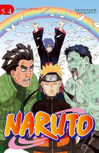 Naruto nº 54/72 (EDT) (Manga Shonen)