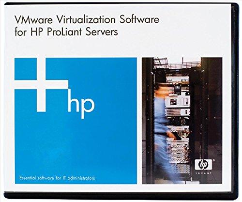 Hewlett Packard Enterprise VMware vSphere Essentials 3yr Software