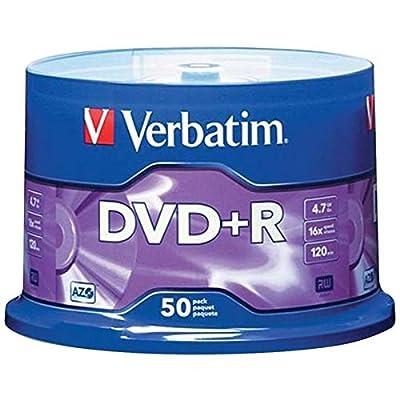 Verbatim DVD+R Branded Surface