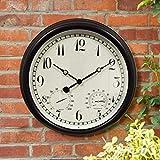 Large Outdoor Clocks Waterproof