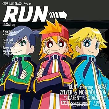 Run (feat. ZYLVER & Morevoluzion)