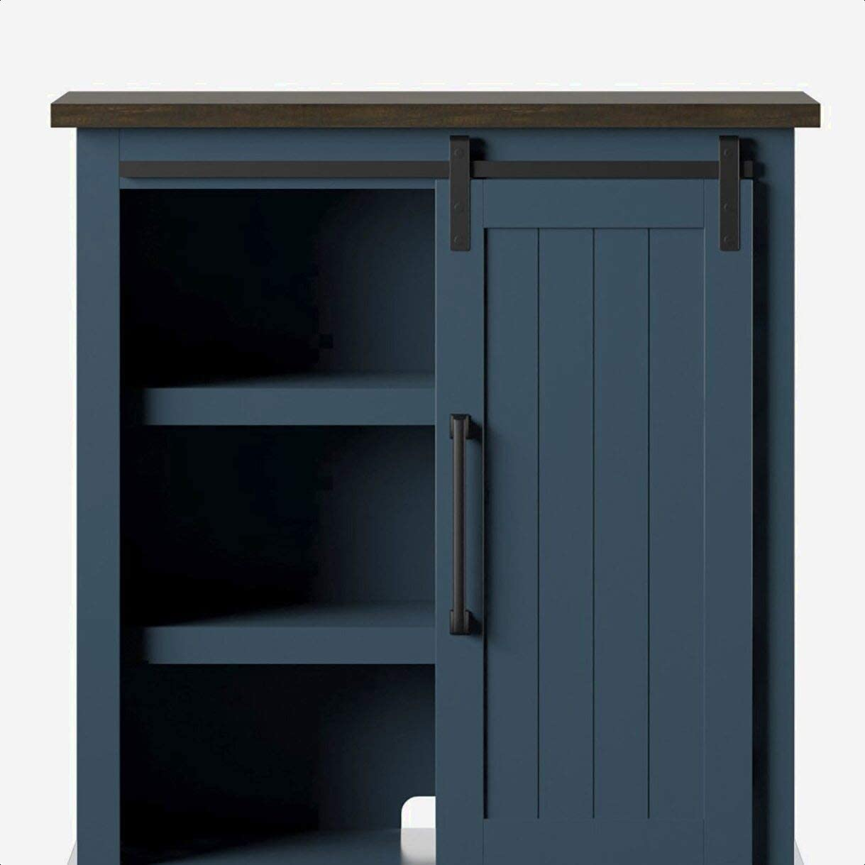 Max 77% OFF 1 Door Accent Cash special price Cabinet Sliding fo planked Features a Design